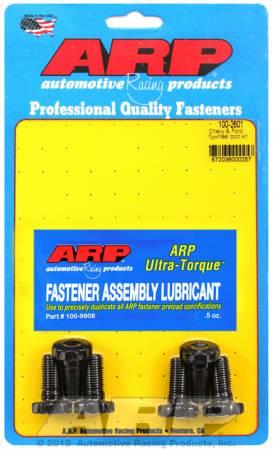 ARP - ARP 100-2801 - Chevy & Ford flywheel bolt kit
