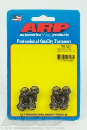 ARP - ARP 100-7501 - Stamped steel 12pt valve cover bolt kit