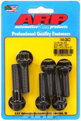 ARP - ARP 144-0902 - Chrysler 273-360 12pt bellhousing bolt kit
