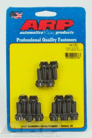 ARP - ARP 144-1202 - Mopar 340-360 12pt header bolt kit