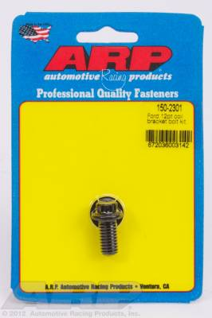 ARP - ARP 150-2301 - Ford 12pt coil bracket bolt kit