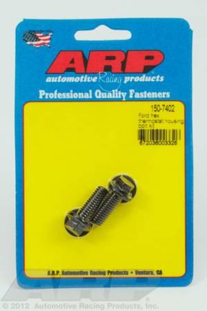 ARP - ARP 150-7402 - Ford hex thermostat housing bolt kit