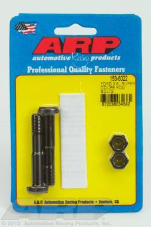 ARP - ARP 153-6022 - Ford 3.8L Super Coupe rod bolt kit, 2pack
