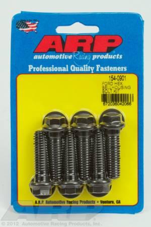 ARP - ARP 154-0901 - Ford hex bellhousing bolt kit