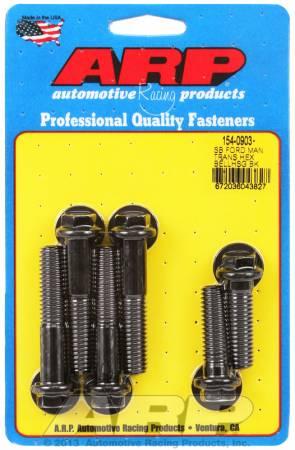 ARP - ARP 154-0903 - SB Ford manual trans hex bellhousing bolt kit