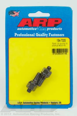ARP - ARP 154-7005 - Ford, oil pump to pickup, stud kit