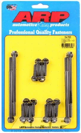 ARP - ARP 154-7503 - SB Ford PN# M-6582-Z351 hex valve cover bolt kit