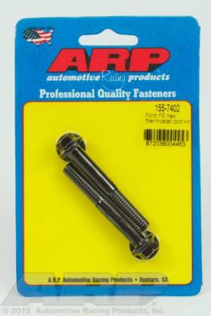 ARP - ARP 155-7402 - Ford FE hex thermostat bolt kit