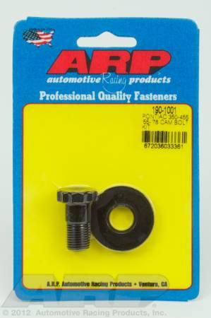 ARP - ARP 190-1001 - Pontiac 350-455, '55-'78 cam bolt kit