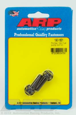 ARP - ARP 190-1601 - Pontiac 12pt fuel pump bolt kit