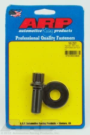 ARP - ARP 190-2501 - Pontiac 350-400-455 balancer bolt kit