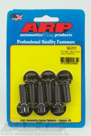 ARP - ARP 190-3101 - Pontiac 12pt motor mount bolt kit