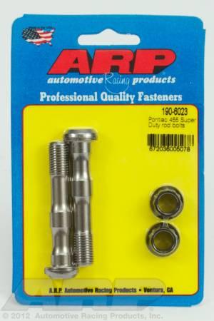 ARP - ARP 190-6023 - Pontiac 455 Super Duty rod bolts