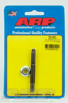 "ARP - ARP 200-0302 - 5/16"" x 2.700 air cleaner stud kit"