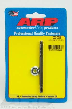 "ARP - ARP 200-0306 - 1/4"" x 3.200  air cleaner stud kit"