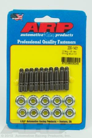 ARP - ARP 200-1401 - Chevy V8 hex timing stud kit