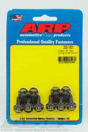 ARP - ARP 200-1501 - Chevy V8 12pt timing cover bolt kit