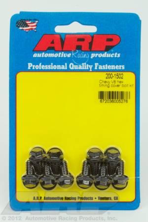 ARP - ARP 200-1502 - Chevy V8 hex timing cover bolt kit