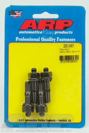 """ARP - ARP 200-2401 - Standard carburetor stud kit 1.700"""" OAL"""