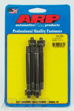 """ARP - ARP 200-2404 - 2"""" carburetor spacer stud kit 3.700"""" OAL"""