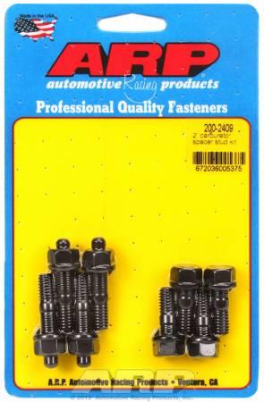 "ARP - ARP 200-2409 - 2"" Moroso carb spacer stud kit (top/bottom studs)"