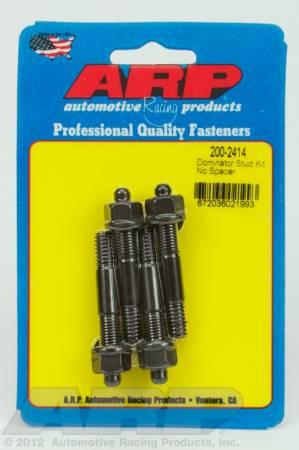 ARP - ARP 200-2414 - Dominator carb stud kit, no spacer