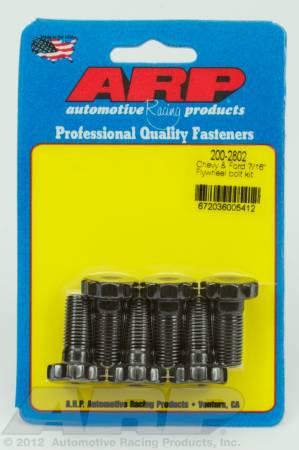 "ARP - ARP 200-2802 - Chevy & Ford 7/16"" flywheel bolt kit"