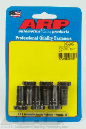 ARP - ARP 200-2807 - SB Chevy '87 & up rear seal flywheel bolt kit