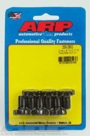ARP - ARP 200-2902 - Chevy internal balance & Ford flexplate bolt kit