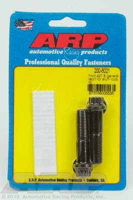 ARP - ARP 200-6021 - Ford 427 & general repl't for alum rods, rod bolts