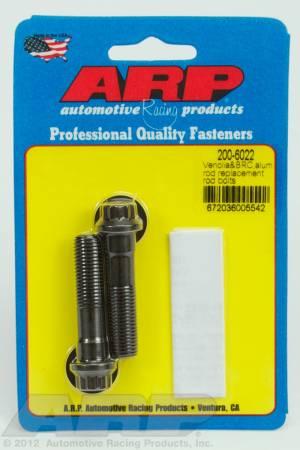ARP - ARP 200-6022 - Venolia & BRC alum. rod replacement rod bolts