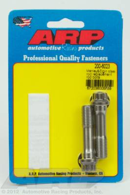 ARP - ARP 200-6023 - Manley & Elgin steel rod replacement rod bolts