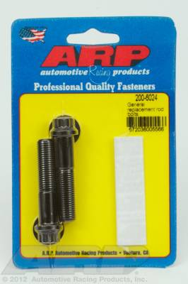 ARP - ARP 200-6024 - General replacement rod bolts