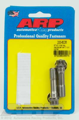 ARP - ARP 200-6026 - Manley replacement rod bolts