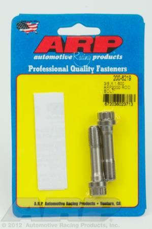 "ARP - ARP 200-6219 - 3/8"" X 1.6 ARP2000 rod bolt kit"