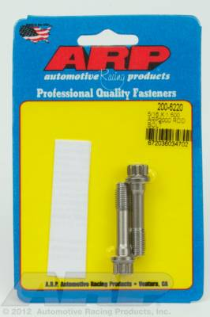 "ARP - ARP 200-6220 - 5/16"" X 1.5 ARP2000 rod bolt kit"