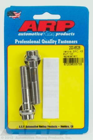 ARP - ARP 200-6526 - Venolia, BRC, Brooks & KB alum rod repl't rod bolts