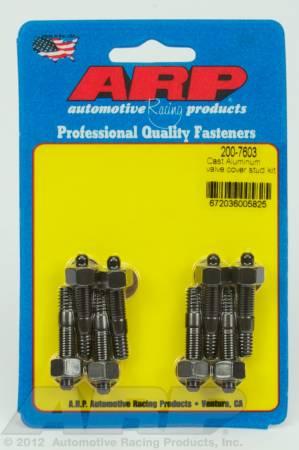 ARP - ARP 200-7603 - Cast aluminum valve cover stud kit