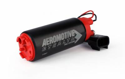 Aeromotive Fuel System - Aeromotive Fuel System 11541 - Fuel Pump, E85, Offset inlet 340lph (This item will supersede P/N 11141)