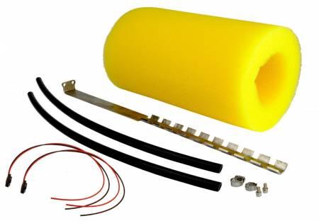 """Aeromotive Fuel System - Aeromotive Fuel System18709 - Extension, Phantom, Dual, 10""""-20"""" Depth, (Fits 18309)"""