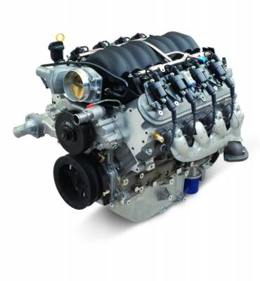 Chevrolet Performance - Chevrolet Performance 19370414 - LS3 6.2L 430HP E-Rod Crate Engine (For 40 Tooth Reluctor Wheel Transmission)