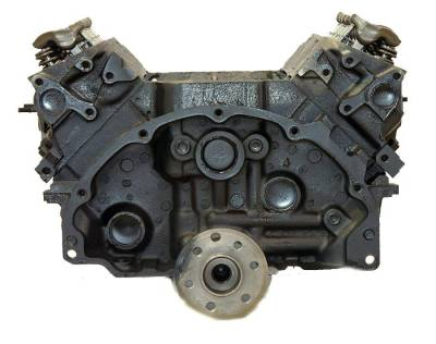 ATK - ATK DD57 - Engine Long Block for CHRY 3.9/239 92-03 ENGINE