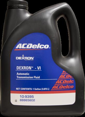 Genuine GM Parts - Genuine GM Parts 88865602 - Dexron VI Automatic Transmission Fluid 1-Gallon