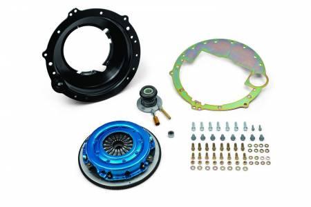 Chevrolet Performance - Chevrolet Performance 19331083 - T56 Magnum Transmission Installation Kit For LS9 9-Bolt Flange