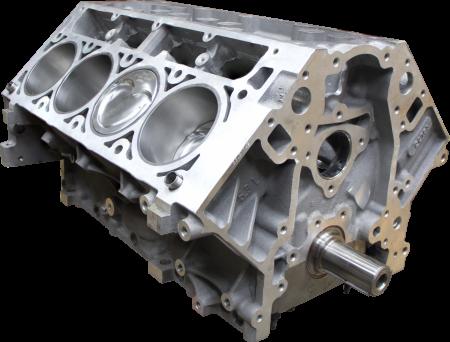 SDPC Raceshop - SDPC Raceshop 383ci Gen4 LS -7cc Dish Aluminum Short Block