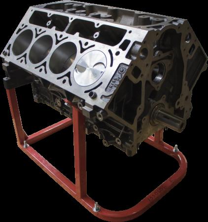 SDPC Raceshop - SDPC Raceshop 5.3L Gen4 LS 2-VR Flat Top Iron Short Block