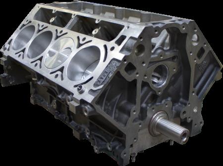 SDPC Raceshop - SDPC Raceshop 5.3L Gen3 LS Flat Top Iron Short Block