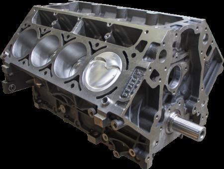 SDPC Raceshop - SDPC Raceshop 383ci Gen3 LS -15cc Dish Iron Short Block