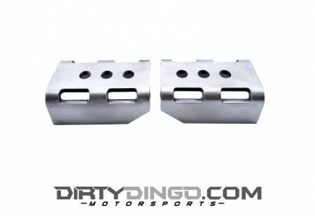 Dirty Dingo - Dirty Dingo DD-LS-SR-FS - Street Rod Frame Side Tabs