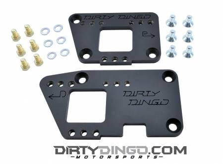 Dirty Dingo - Dirty Dingo DD-EM-81 - Big Block 8.1 Adapter Plates